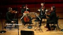 Haydn :  Quatuor à cordes en ré majeur op. 64 n° 5 « L'Alouette » Allegro moderato - Quatuor Cambini