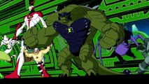 Ben 10 Ultimate Alien Season 2 Episode 29 - Night of the Living