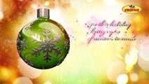 Christmas new Greetings | Animated Christmas Greetings