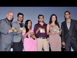 Akshay Kumar, Anupam Kher And Manoj Bajpayee At 'Special 26' Music Launch Event