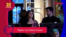 Raghav Compliments Naina In 'Pardes Mein Hai Mera Dil' _ #TellyTopUp ( 240 X 426 )