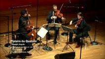 Haydn :  Quatuor à cordes en sol mineur op. 20 n° 3 - Poco adagio par le Quatuor Cambini
