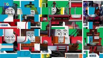 Thomas & Friends Meet the Engines of Sodor with Nursery Rhymes Songs