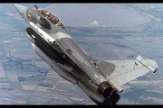 Military Weapon Rafale fighter Jets manufacture by Dassault Reliance Aerospace, Make in India