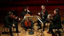 Haydn :  Quatuor à cordes en sol mineur op. 20 n° 3 - Allegro con spirito - Quatuor Cambini