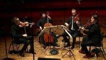 Haydn : Quatuor à cordes en si bémol majeur op. 1 n° 1 - Adagio par le Quatuor Cambini