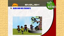 Learning New Things - Alok And His Friends - Kids Learning Made Fun