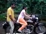 lady riding bike funny-COWjLWAgOXk