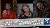 Carrie Fisher n'était pas que la princesse Leïa dans «Star Wars»
