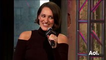 Phoebe Waller -Bridge On The Similarities Of Her And Her Character On  Fleabag    BUILD Series