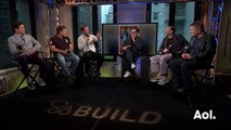 Ryan Gosling Discusses Meeting Legendary Producer Joel Silver For The First Time   BUILD Series