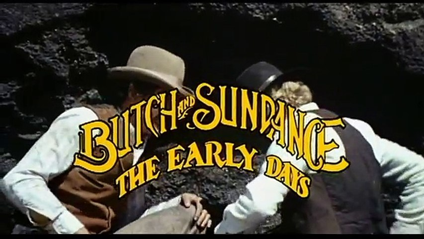 Butch and Sundance: The Early Days Trailer
