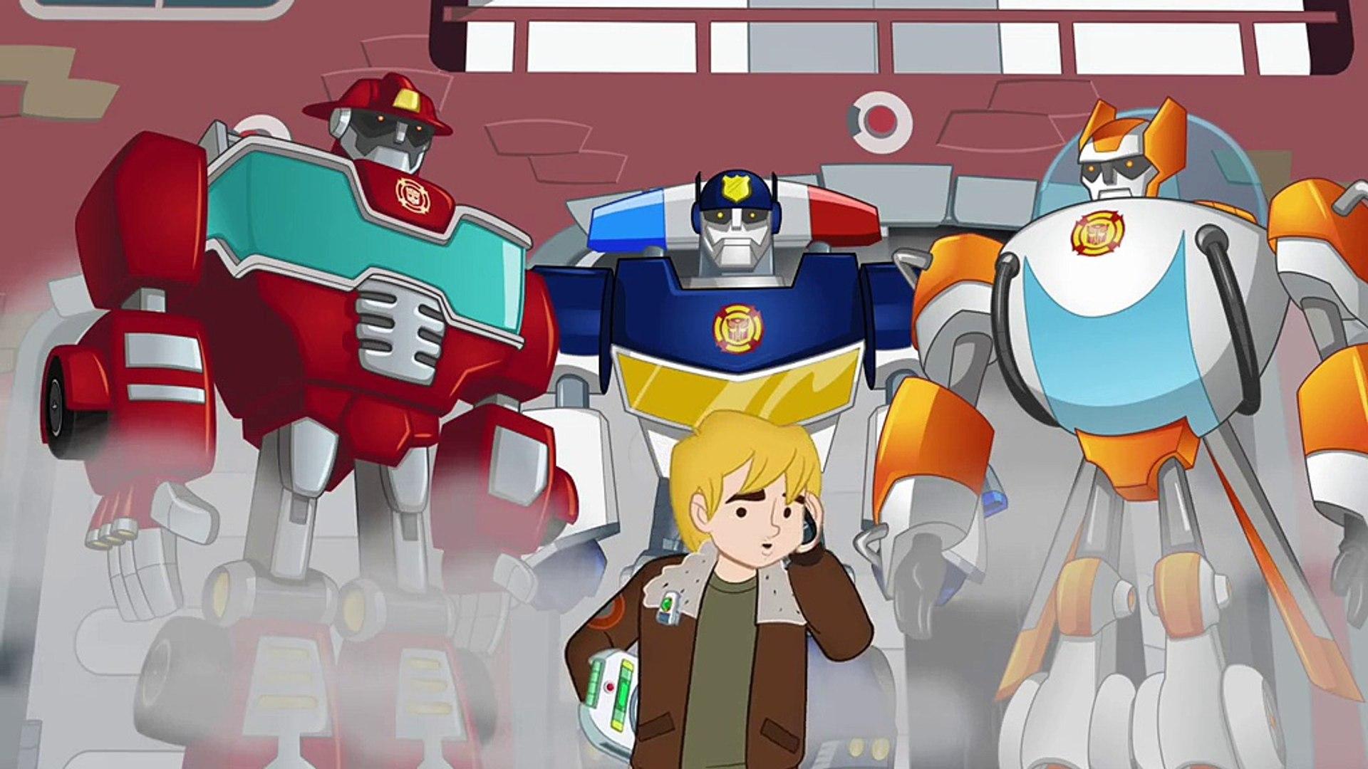 Transformers: Rescue Bots S01E11 Return of the Dino Bot