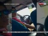 Paglalagay ng harang sa pagitan ng driver at pasahero sa mga taxi, pinag-aralan ng LTFRB