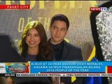 AlDub at 24 Oras anchor Vicky Morales, kasama sa mga pinarangalan bilang 2016 People of the Year