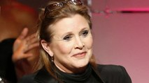 Tributes pour in as 'Star Wars' actress Carrie Fisher dies at 60