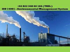 Konsultan ISO 14001 TELP 62 822 348 348 166 Tsel