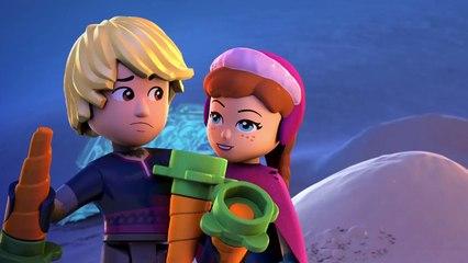 Lego Disney Frozen Northern Lights   Disney Full Movies