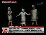 24 Oras: Concert Nina Jowapao, Barbie, Andre at Ai Ai Delas Alas, big hit sa California