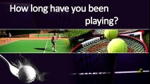 English Lesson on Tennis - Talking in English About Sports and Games. Tennis Vocabulary