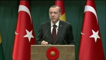 Erdogan wirft US-geführter Koalition in Syrien Terror-Unterstützung vor