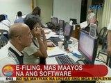 UB: E-Filing sa BIR, mas maayos na ang software