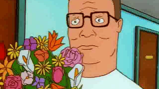 King Of The Hill S04E01 - Peggy Hill The Decline and Fall part 2 R C