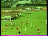 22.04.1980 - 1979-1980 UEFA Cup Semi Final 2nd Leg Eintracht Frankfurt 5-1 Bayern Münih (After Extra Time)