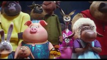 SING Official Trailer (2016) Animated Kids Comedy Movie [4K Ultra HD]