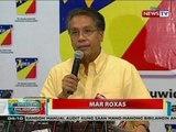 BP: Dating DILG Sec. Mar Roxas, nag-concede na rin