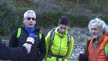 D!CI TV : Fin du mois de Décembre idéale pour les grimpeurs à Orpierre.