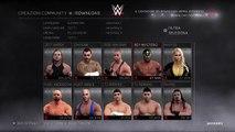 Come scaricare un wrestler creato dalla community (WWE 2K17)
