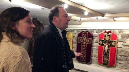 Visite de la paroisse Sainte Marie-Madeleine