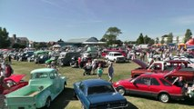 00347 2016 At Walton On Naze Essex Classic Car Show Unedited Video