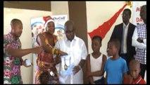 Santé : ASFED donne des médicaments pour soulager les enfants diabétiques