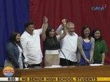 UB: VP-elect Robredo, umaasang magiging maganda ang samahan nila ni President-elect Duterte