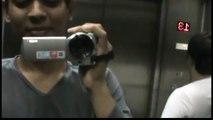 Very Crazy Things Filmed Inside the Elevator STRANGE BIZARRAS THINGS ON THE ELEVATOR