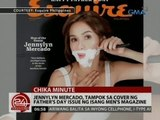 24 Oras: Jennylyn Mercado, tampok sa cover ng Father's Day issue ng 1 men's magazine