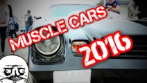 Muscle Cars Meeting 2016 Concentración Muscle Cars 2016