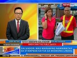 NTG: Panayam kay Dir. Amante Salvador, Public Safety Department ng MMDA