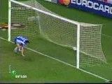 Ronaldo marque sous les couleurs du FC Barcelone