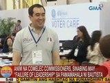 UB: 6 na Comelec commissioner, sinabing may 'failure of leadership' sa pamamahala ni Bautista