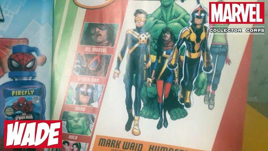 [Marvel-Collector-Corps] Décembre 2016 - X-men