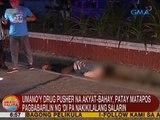 UB: Umano'y drug pusher na akyat-bahay, patay matapos pagbabarilin ng 'di pa nakikilalang salarin