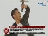 24 Oras: Jake Vargas at Ken Chan, maglalaban sa Lip Sync Battle Phl bukas