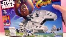 Jeu Disney Star Wars Looping Chewie – Catapulter le vaisseau de Chewbacca – Hasbro Unboxing