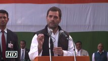 Rahul dares Modi to reveal black money recovery since Nov 8
