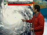 UH: Bagyong Butchoy, itinuturing na super typhoon ng US Joint Typhoon Warning Center