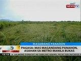 BT: PAGASA: Mas magandang panahon, asahan sa Metro Manila bukas