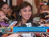 VP Leni Robredo, nakatakda nang mag-report sa cabinet meeting sa Lunes bilang HUDCC chair